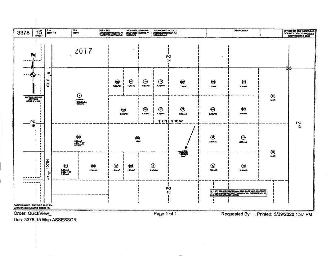 Vac/Vic Avenue L12/13 Ste, PALMDALE, Vacant Land / Lot,  for sale, Maria Sousa, Realty World - Golden Hills